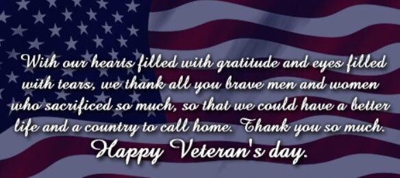 Awesome 50 Veterans Day Quotes Thank You Veterans Day Quotes