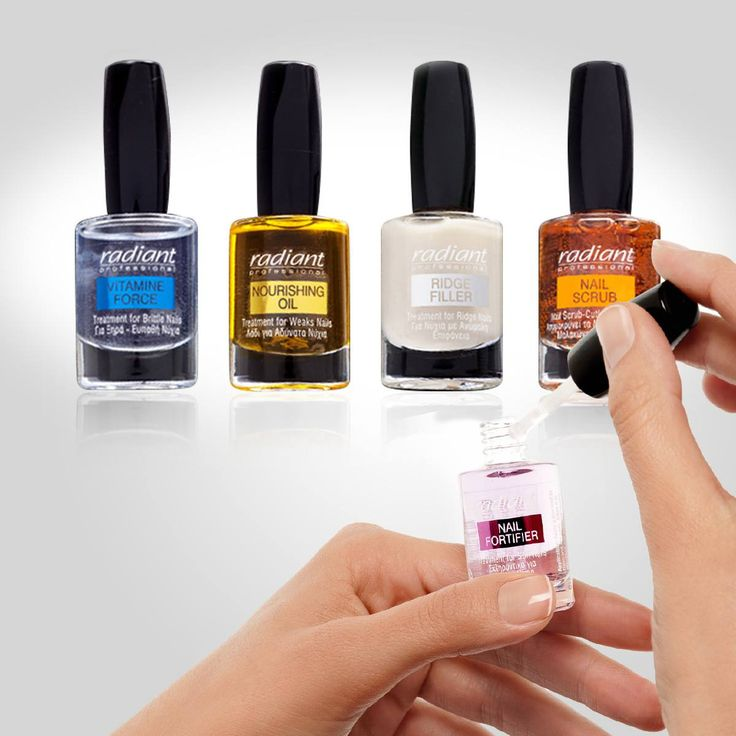 Nail Care | Radiant Professional Make Up A full collection of Radiant products to pamper your nails after holidays! #Radiant #Professional #nailcare #nails
