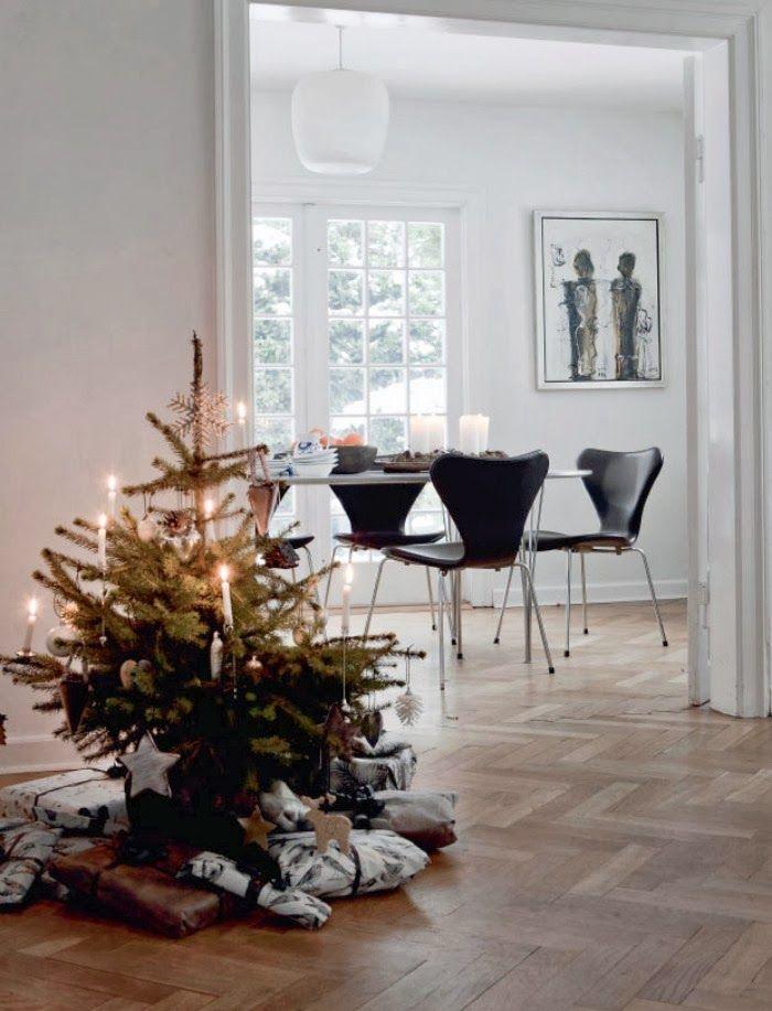 Christmas decor - Nordic style...