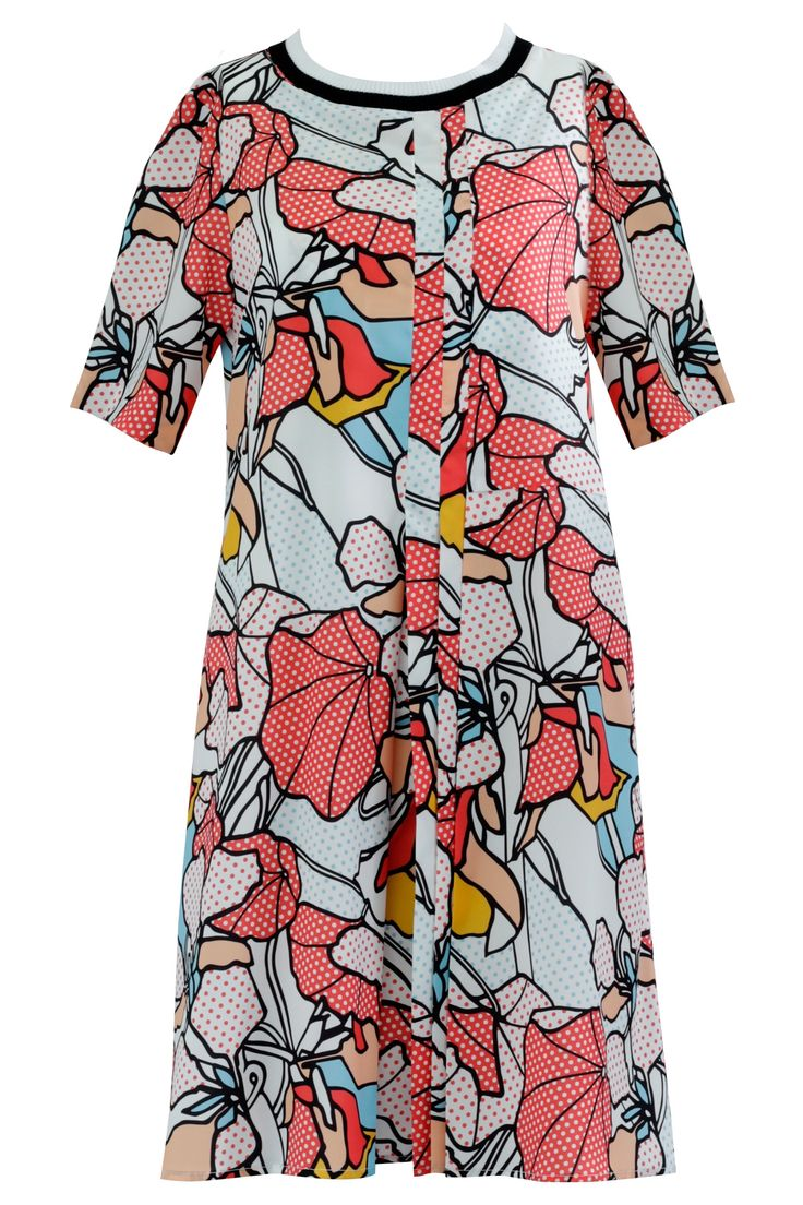 THE GOLDEN TRIANGLE Dress - Cooper-New In : Trelise Cooper Online - THE ART OF…