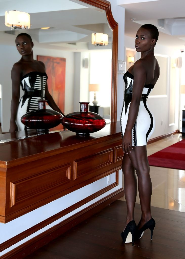 112 best Bald Melanated Wombyn (Black Women) images on Pinterest