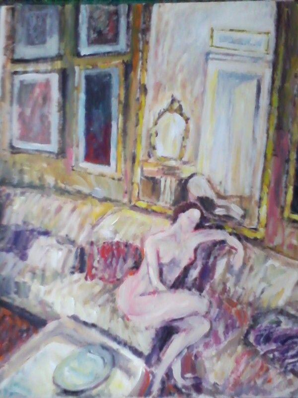 Wall Gallery, 55/70, a/c/b, 2014