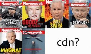 """FOCH: Karetka pilnie potrzebna do """"Newsweeka"""". Objawy pa..."""