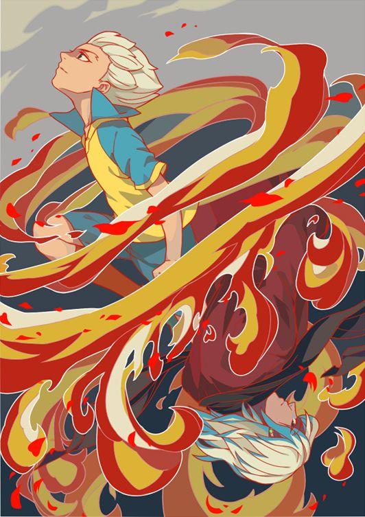 Gouenji Shuuya | Inazuma Eleven