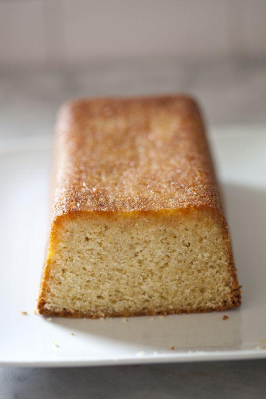 Grapefruit Pound Cake | ZoeBakes