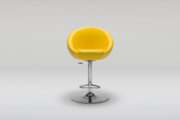 Krzesło barowe z kolekcji LOBO