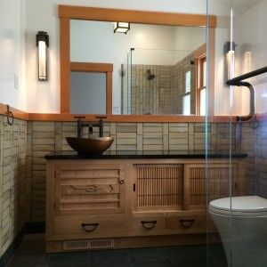20 best japanese tansu images on pinterest woodworking for Tansu bathroom vanity