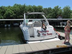Cool boat names