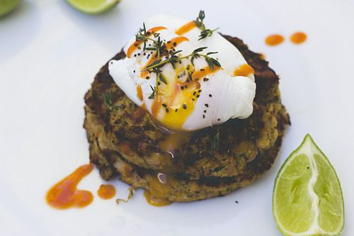 VEGGIE & VEGAN HASH CAKE BREAKFAST — Rapid Fitness