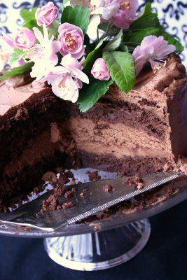 Mud Cake Magnifique