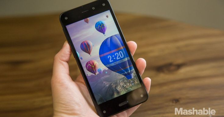 Amazons Fire Phone Is More Than Meets the Eye HANDS ON-A first look at the new Amazon Fire smartphone.