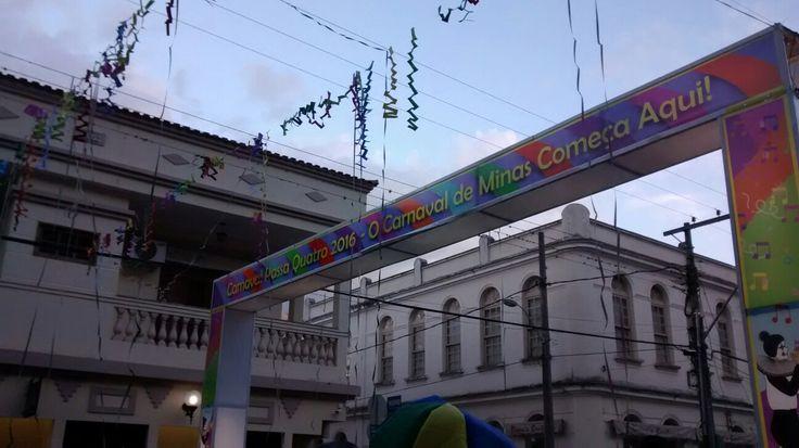 Carnaval 2016 - Passa Quatro, Minas começa aqui!