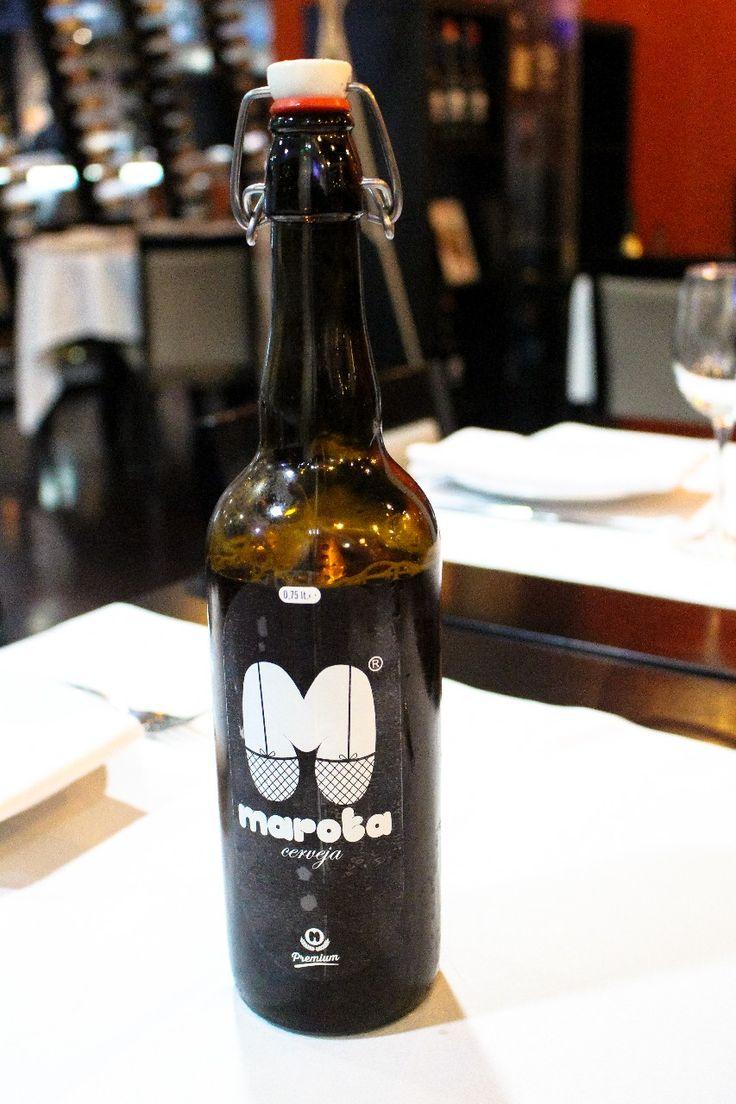 Cerveja artesanal Marota