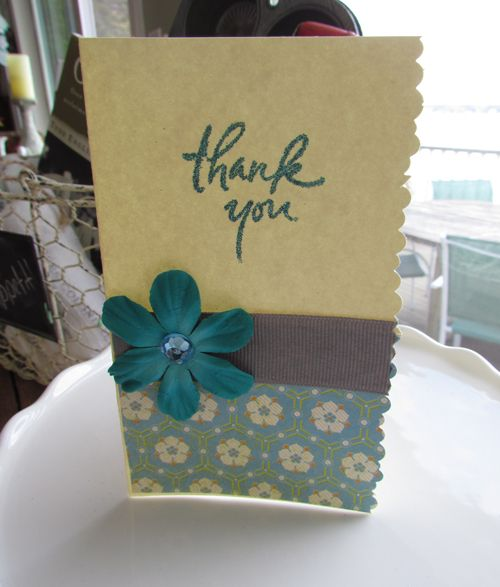 13 best images about thank you cards on pinterest  simple