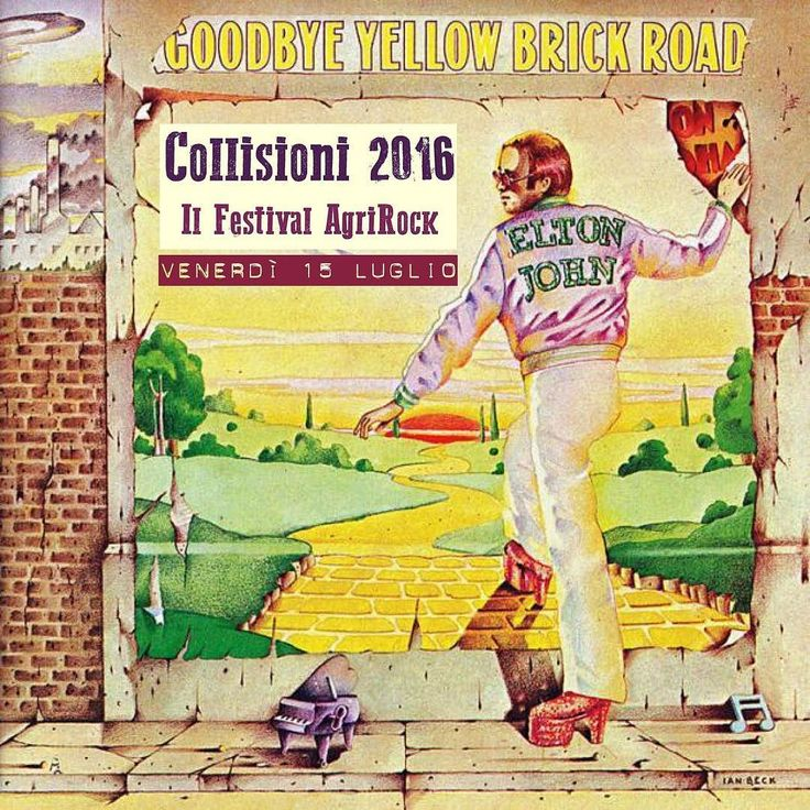 Affilate i vostri obiettivi... Elton John aprirà Collisioni Festival 2016  #CollisioniFestival #Collisioni16 #Agrirock #igworldclub #ig_europa #ig_piemonte #profilodigitale #ig_italia_ #shotaward #phototag_it #insta_international #piueventi #exploringitaly #cuneo #langhe #roero #occitania #barolo #popmusic #eltonjohn #concert #music #livemusic #concerti #summer2016 by ig_cuneo_