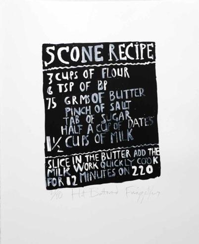 blackboard scone recipe (Frizzell again)