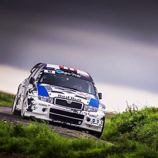 #rallycarslivery #skodaWRC #skodaFabiaWRC #andrewFenwick #skodaMotorsport