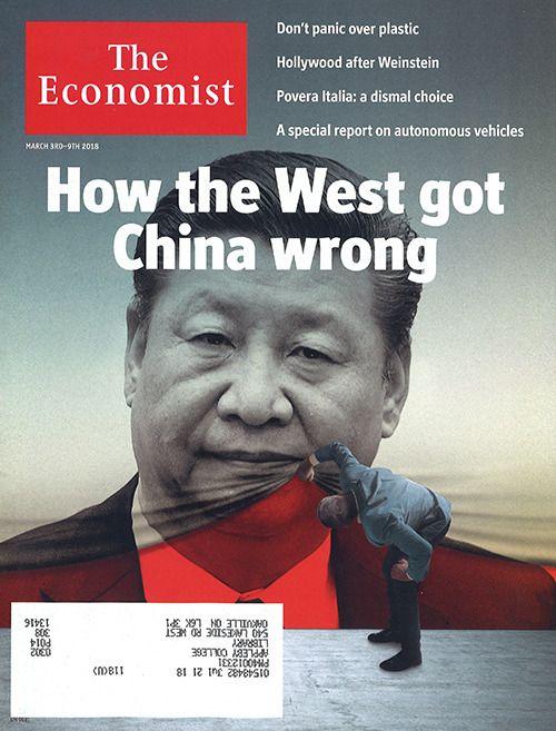 The Economist March 3 - 9, 2018