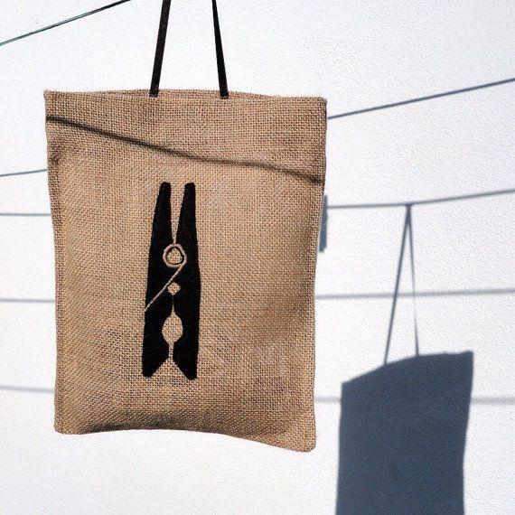Las 25 mejores ideas sobre bolsas de ropa pin en pinterest for Bolsas para ropa
