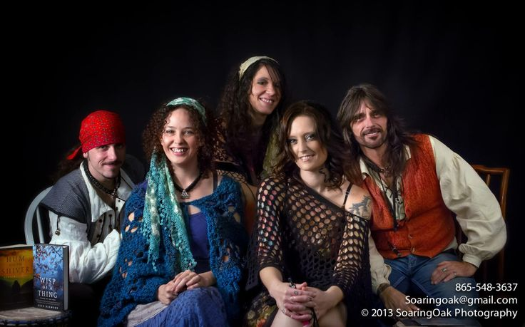 Check out this great fusion of pagan literature and music! Tufa Tales Appalachian Fae | Indiegogo
