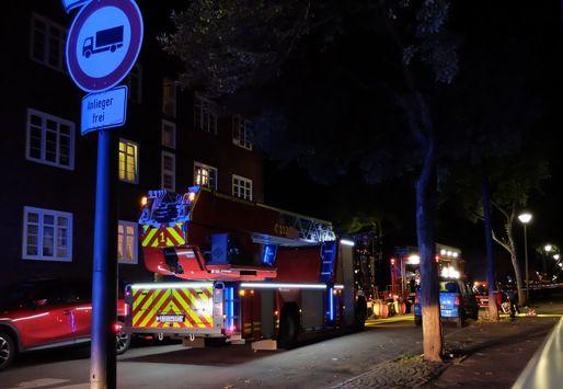 awesome FW-GE: 3 Verletzte bei Feuer in Bulmke-Hüllen