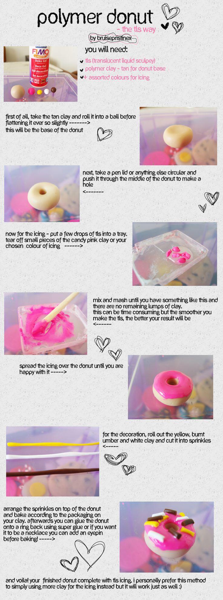 Tuto donut