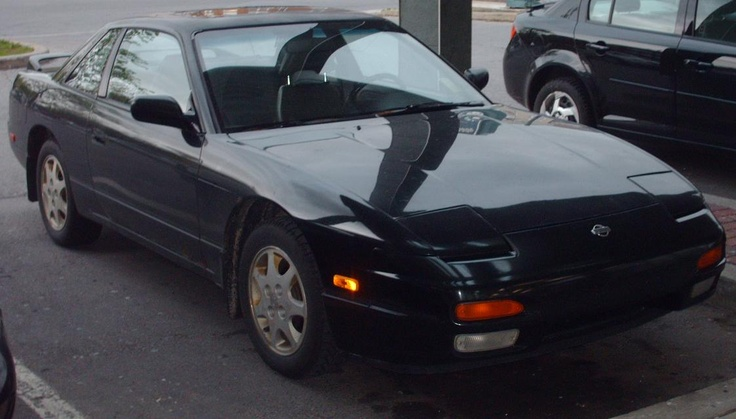 Nissan Altima Wiki >> 1989 Nissan 240SX Coupe. I bought one after I got rid of ...