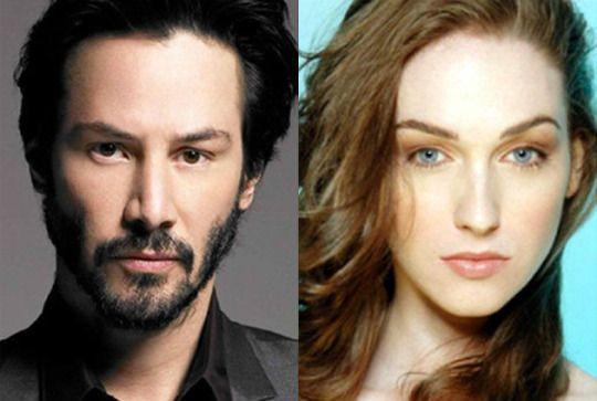 Cazuza: Keanu Reeves é flagrado aos beijos com atriz trans...