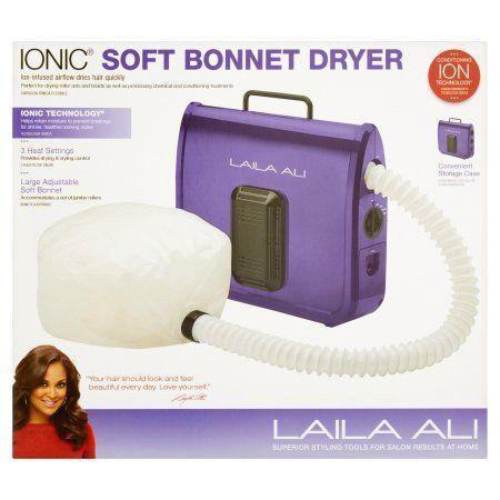 Portable Soft Bonnett Soft Hood Home Ionic Hair Salon Dryer – Vick's Great Deals