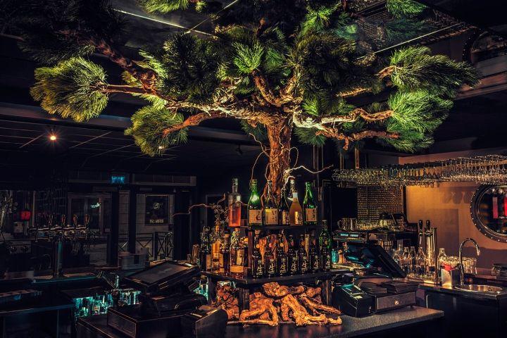 Hey Lucy restaurant by DQ – Depero Quadrigea, Linköping – Sweden » Retail Design Blog