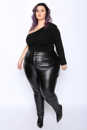 a1a835d3b17 Nakano Faux Leather Leggings