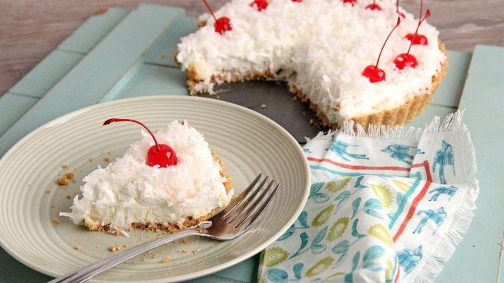 Laura Vitale Peach Blueberry Coffee Cake Recipe
