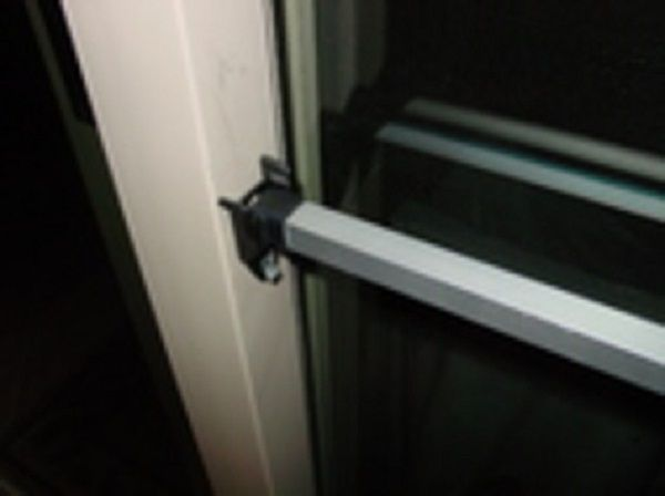 Sliding Door Security Bar | Door Designs Plans