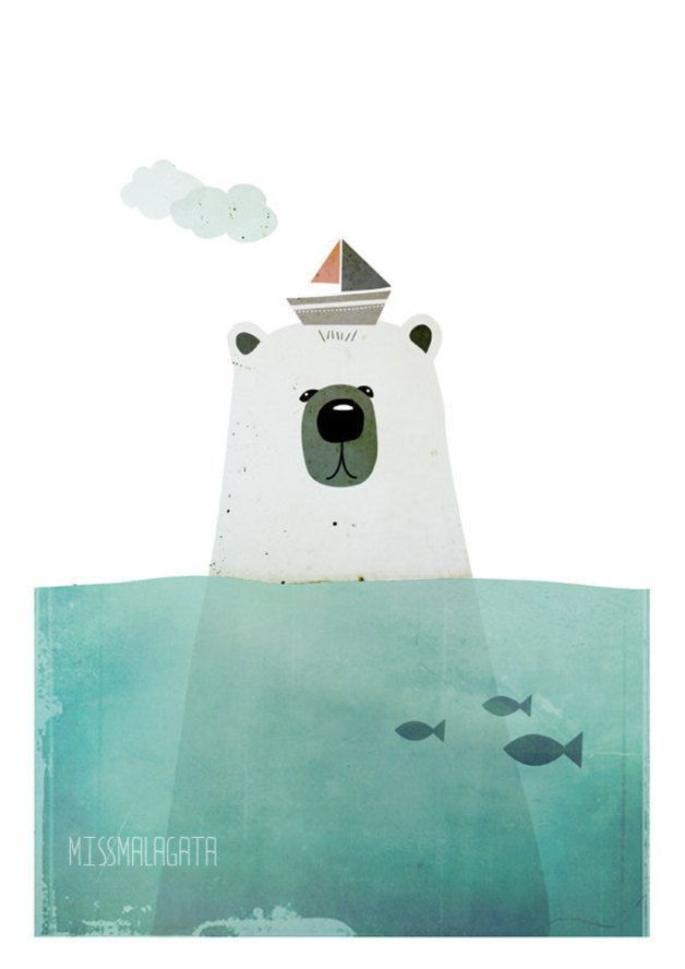 Idée de déco pour chambre d'enfants : des affiches poétiques pour habiller les murs - Article publié sur le blog D'UNE ILE A PARIS (duneileaparis.com)