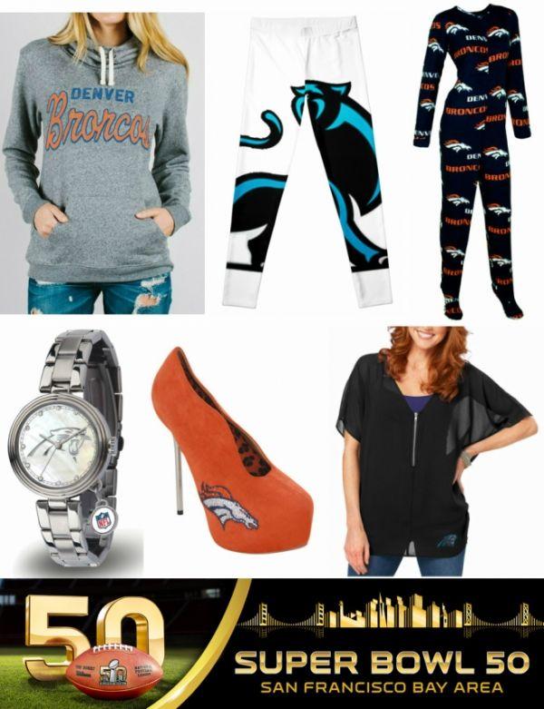Denver Broncos Vs. Carolina Panthers: Shop NFL Gear For Super Bowl 50 #news #fashion #world #awesome