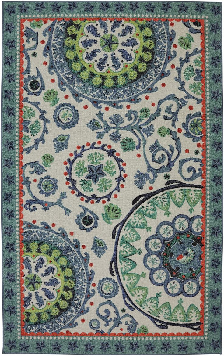 best Living Room images on Pinterest Blue area rugs Blue rugs