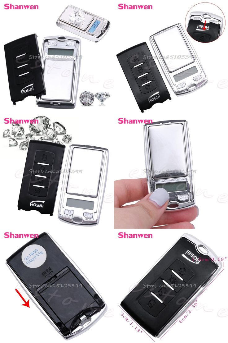 Most accurate bathroom scale 2014 -  Visit To Buy 100g 0 01g Digital Car Key Style High Accuracy Jewelry
