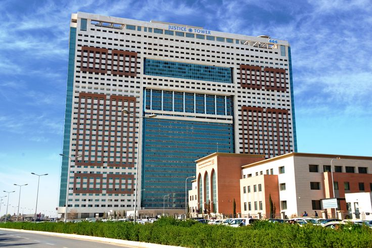 Huge business center in Erbil - Irak