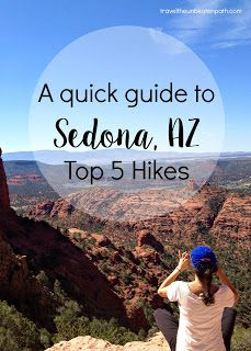 A guide to Sedona: 5 Breathtaking hikes you should take | Travel the Unbeaten Path