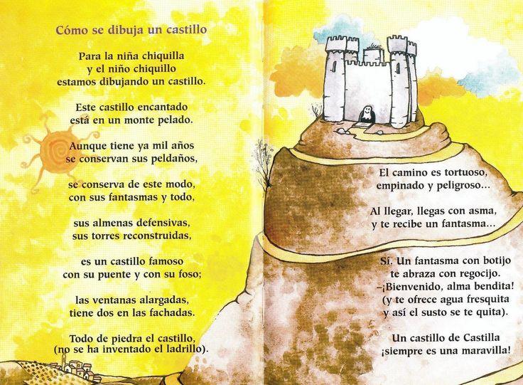 Cuentos infantiles cortos y poesías para niños