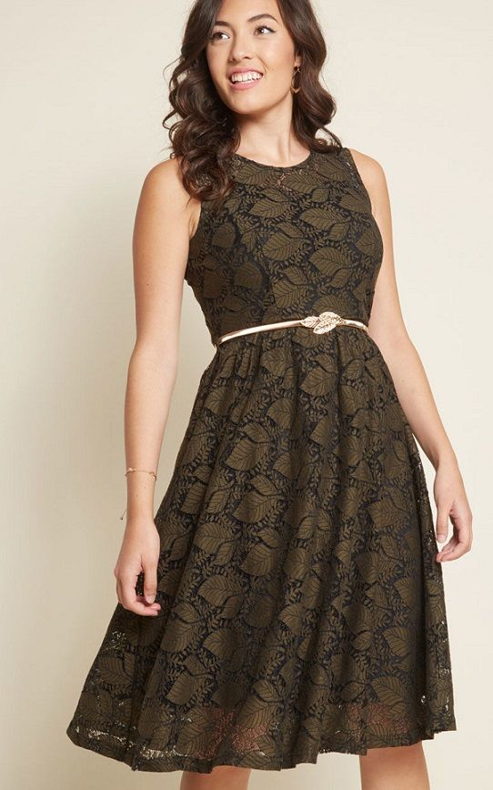 Green Plus Size Dresses for Women - The Perfect Green Dresses - | On ...