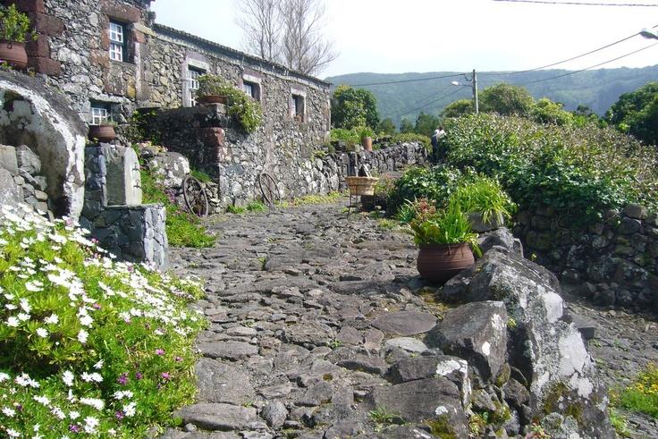 Aldeia da Cuada, Flores, Azores islands