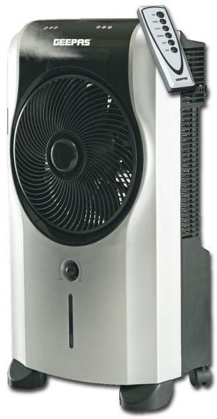 مروحة رذاذ الماء الإلكترونية Gac9380 من Geepas Home Appliances Space Heater Heater