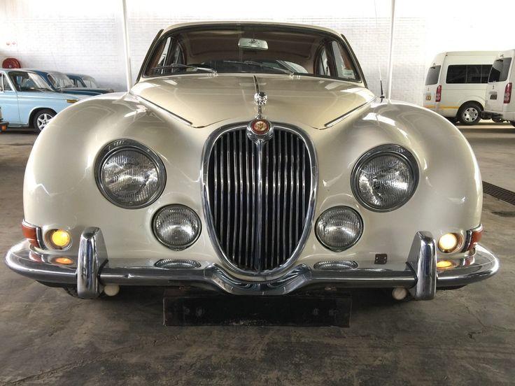 Jaguar 1968 S-Type 3.8 Litre