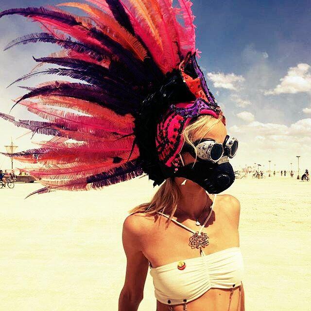 Фестиваль Burning Man 2016