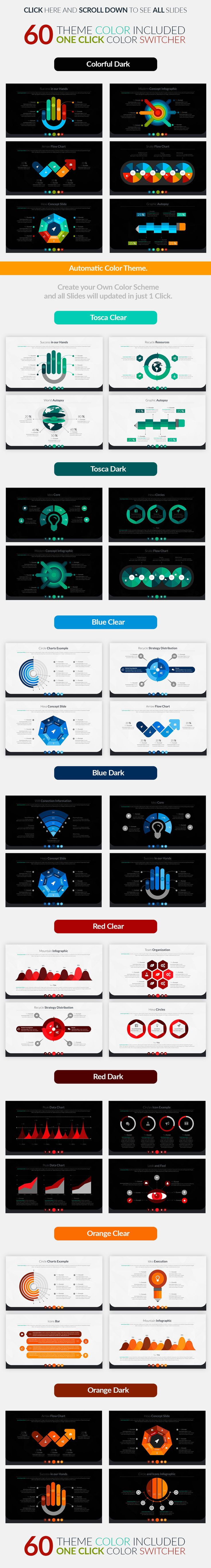 Deal Finder | Powerpoint Template by Zacomic Studios on Creative Market