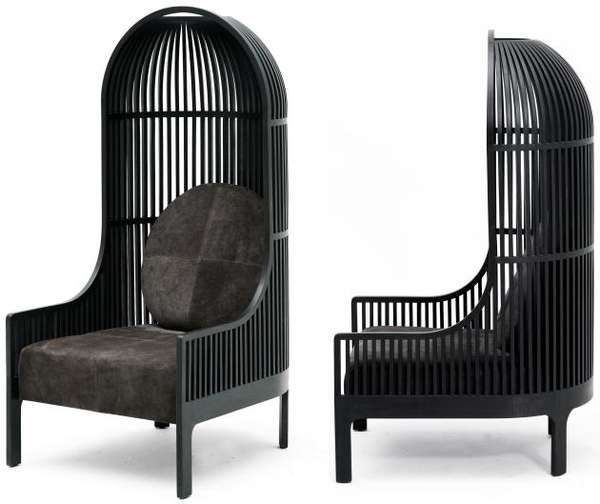 Birdcage Chairs Armchairs