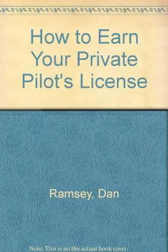 How to Earn Your Private Pilot's License.   Read the rest of this entry » http://getyourpilotslicense.mytrafficbox.com/get-your-pilots-license/how-to-earn-your-private-pilot-s-license/