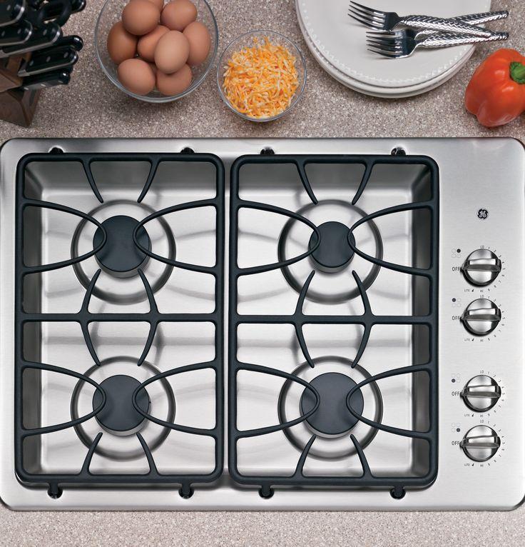 wolf range kitchen cooktops
