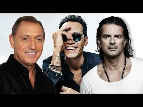 Marc Anthony, Ricardo Arjona, Franco De Vita EXITOS SUS MEJORES CANCIONES - Romanticas En Español - YouTube